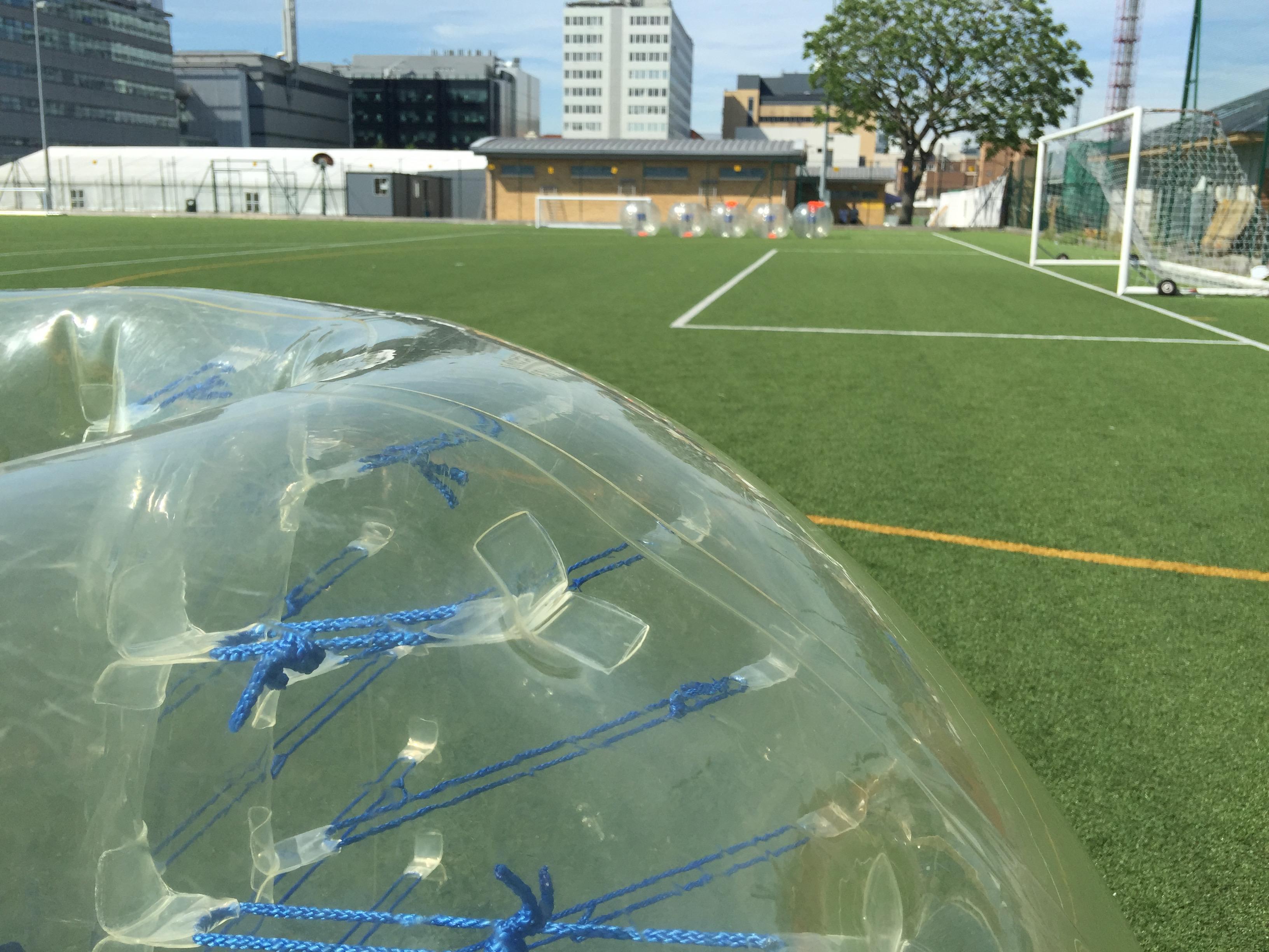 Bubble Football WhiteCity London
